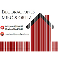 Decoraciones Miró