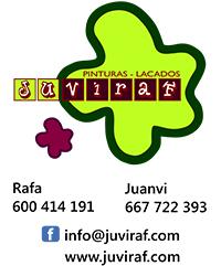 05-Pinturas y Lacados Juviraf, S.L.